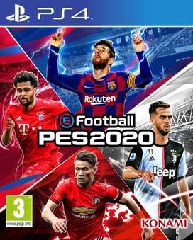 Brand new sealed PES 2020 Ps4