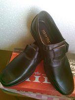 Мужская обувь, кожа 44-45 размер(весна,лето,осень)