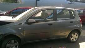 CHEVROLET AVEO HATCHBACK STRIPPING FOR SPARES