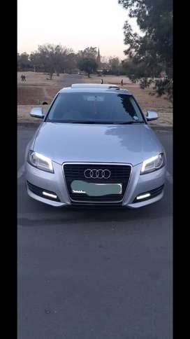 2010 audi a3 1.4tfsi with sunroof and fitted with sound