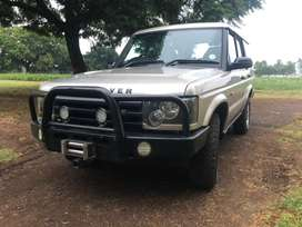 Land Rover Discovery 2 2003 Facelift 4.0 v8