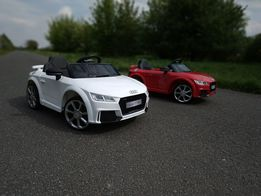 Auto Na Akumulator # Audi TT RS # Skóra # PILOT