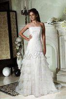 Платье свадебное с биркой