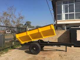 Tip Trailers 3 ton