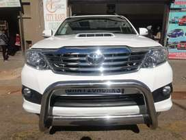 Toyota fortuner 3.0 D4D diesel 2012 for SELL