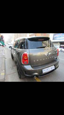 Mini Cooper S country man for stripping