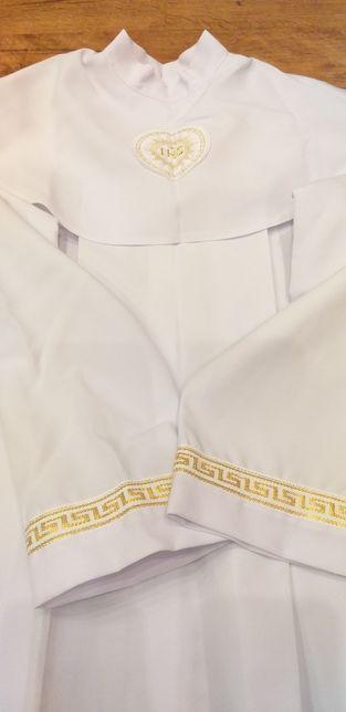 Alba strój komunijny dla chłopca 134 Ogrodzieniec - image 1