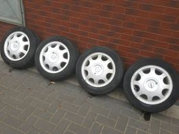 Koła Opel Corsa Astra 14 4x100 5,5Jx14 ET49 165/65R14 Hankook Alumy