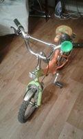 Детский велосипед (велик для ребенка от 4 до 8 лет).