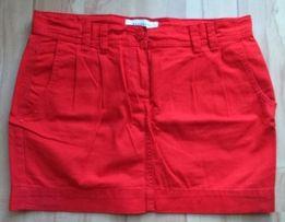 Pomarańczowa, spódniczka, rozmiar 36 (Reserved)