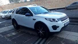 Land Rover Discovery 2.0d