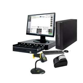 ROBOTILL Retail Software and Hardware Complete System