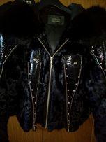 Продам куртку натуральный мех