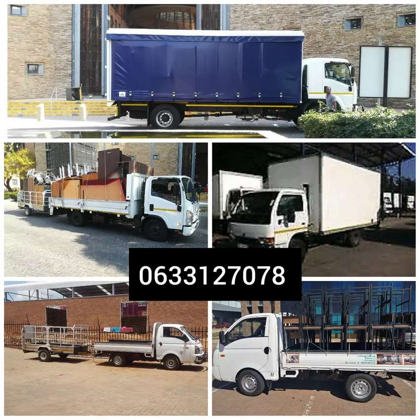 Affordable and reliable Bakkies and Trucks for hire 0