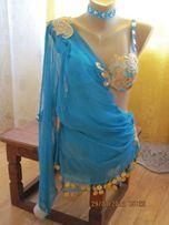 Платье-костюм для бальных танцев