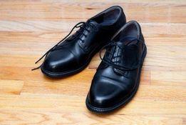 Классические кожаные туфли Dockers Levi's Шикарные!