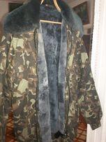 60 размер, куртка военная меховая высшего офицерского состава
