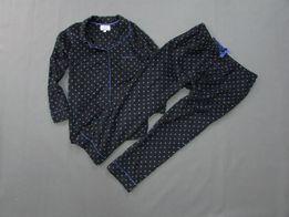 Pidżama CAROLE HOCHMAN TANIO czarma w grochy!!!
