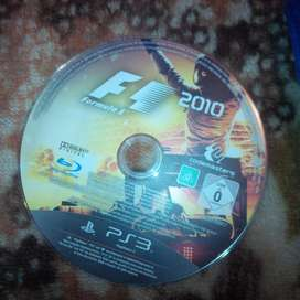 PS3 Game - F1 2010 R100
