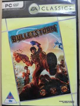 PC DVD ROM GAME BULLETSTORM