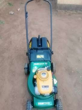 Trimtech petrol lawnmower