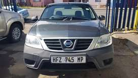 Nissan Np200 1.6i no accident