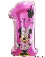 Duży balon Myszki Miki Roczek