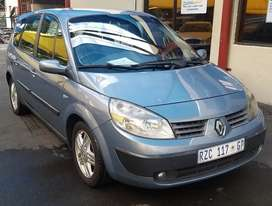 2005 Renault Scenic 2.0 Priveledge