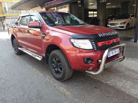 Ford Ranger 2.2 6speed double cab