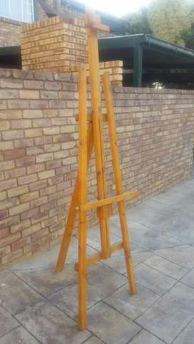Easel Heavy duty wood artist