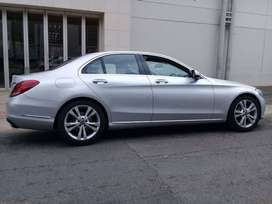 Pre-Owned 2014 Mercedes Benz C250 BE Avantgarde Automatic