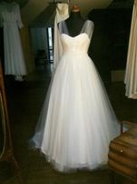 Suknia śluba + welon