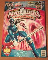 (5) Power Rangers nr 2/2009 -10 komiksów w 1 książce