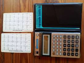 Vintage Casio / Tedelex Scientific Calculator