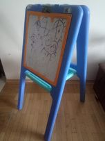 детский раскладной мольберт доска для рисования высота 110 см