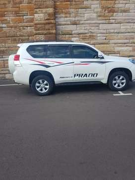 I am selling my Toyota prado it is very Good condition price is will