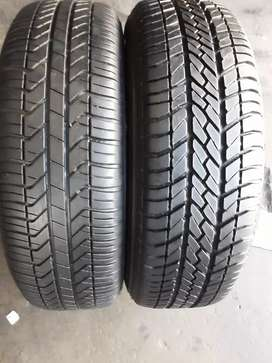 2×175/65/14 one Good Year  and  SUMITOMO tyres for sale
