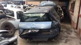 Citroen c4 stripping for spare parts