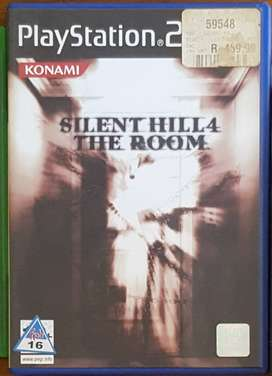 Silent Hill 4 (PS2)