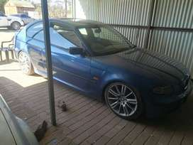BMW 325ti manual with sunroof (please read carefully)