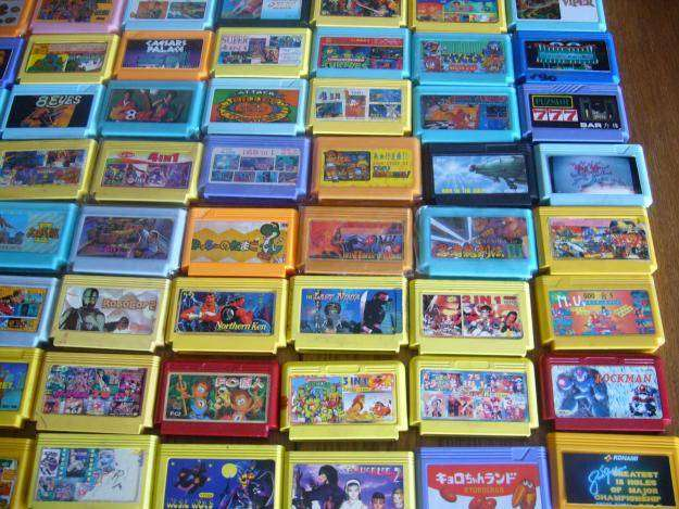 I'm Iooking for old tv games - cartridges Famicom, Famiclone 0