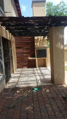 For Sale 2 Bedroom Duplex with Private Garden, Annlin Pretoria