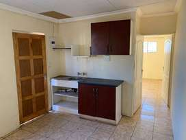 Two rooms cottage with Bath&toilet for R2200 is avail for renting.