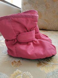 Пинетки носочки тапочки фирмы H&M