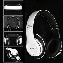 Беспроводные Bluetooth наушники с микрофоном P15WIRELESS FM, MP3