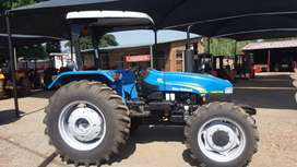 2012 New Holland TT75 4x4 Tractor For Sale
