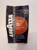 Кофе Lavazza Super Crema в зернах 1 Kg. Доставка Бесплатная.