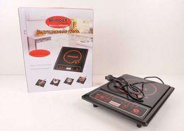 Новая индукционная плита Wimpex 2000Вт плитка электроплита печь
