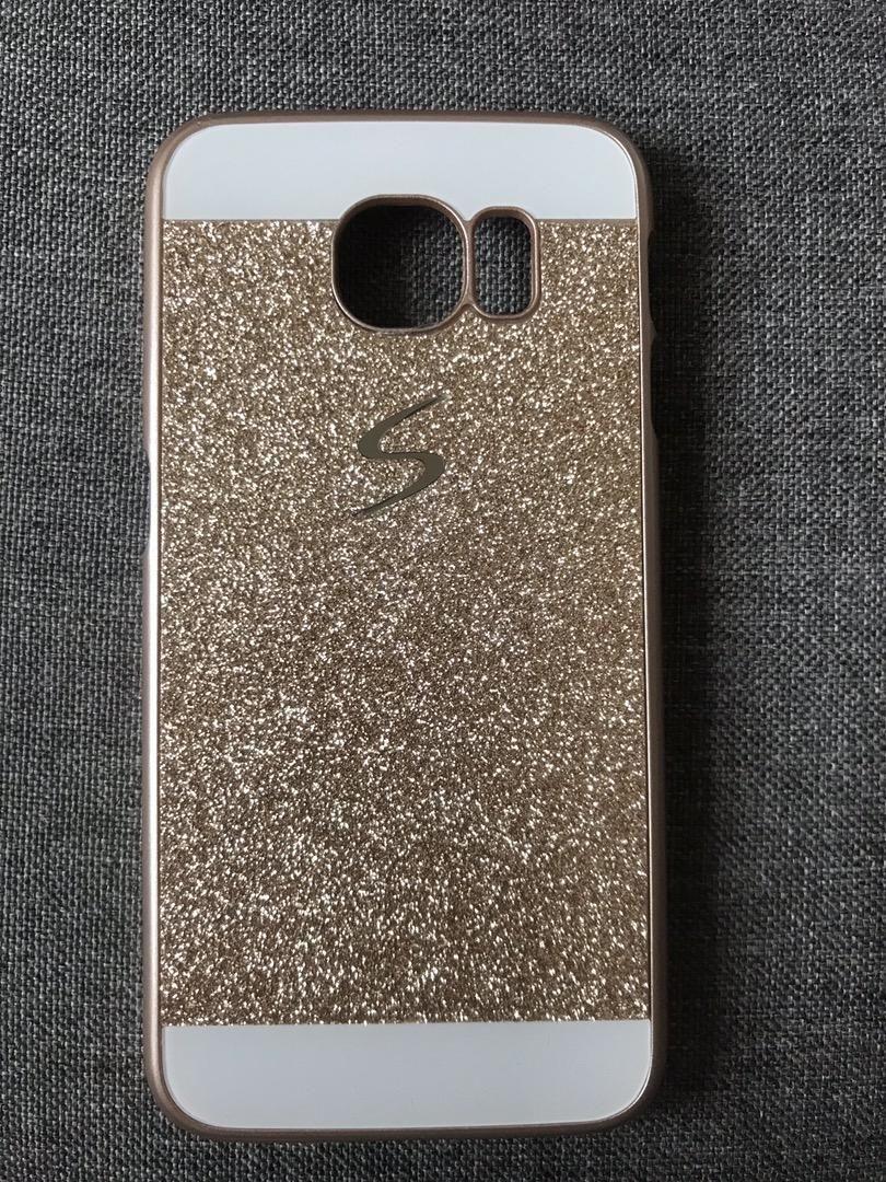 Třpytivý kryt na Samsung S6 0
