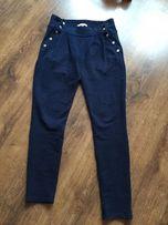Spodnie ciążowe Torelle XS/34 granatowe j. Happymum